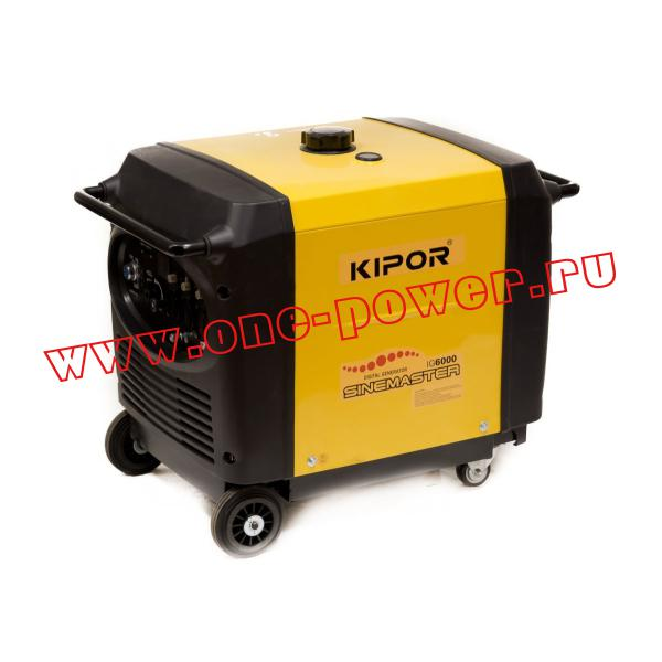 Kipor IG6000 генератор