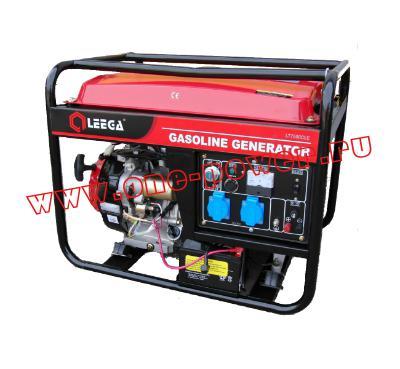 Бензиновый генератор Leega LT7500CLE