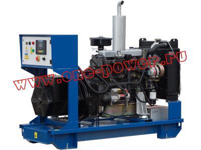 Дизель-генератор 10 кВт с автозапуском Lester АД-10С-Т400-2РМ13