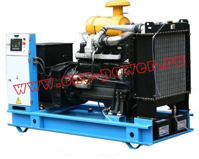 Дизельная электростанция Mitsudiesel АД - 100