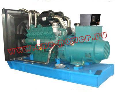 Дизельная электростанция Mitsudiesel АД-720