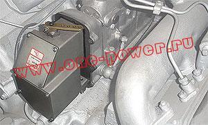 Электронный регулятор частоты вращения двигателей