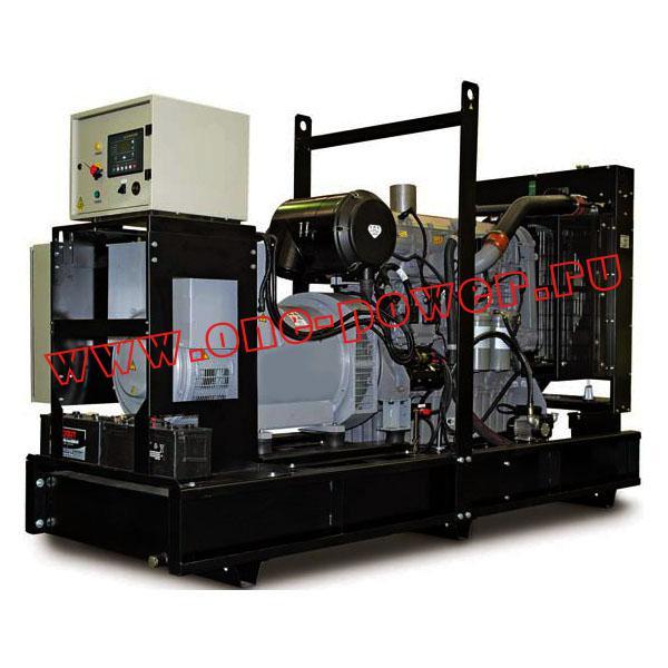 Расширение ассортимента дизельными электростанциями  Gesan большой мощности.