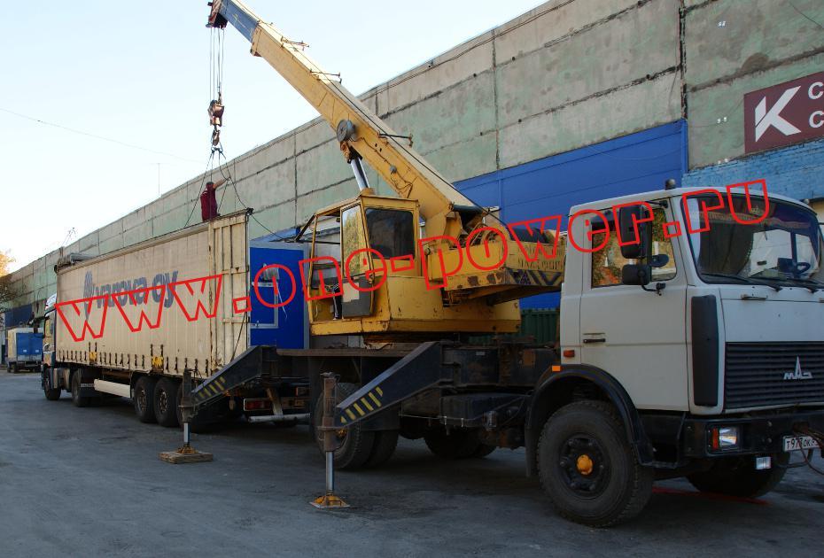 Поставка дизельного генератора мощностью 100 кВт в Волгоград