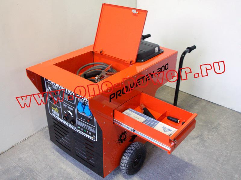Однопостовой дизельный автономный сварочный агрегат