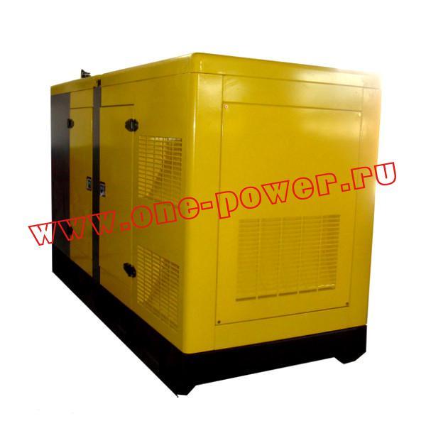 Дизельная электростанция AD-100-T400 Ricardo в кожухе