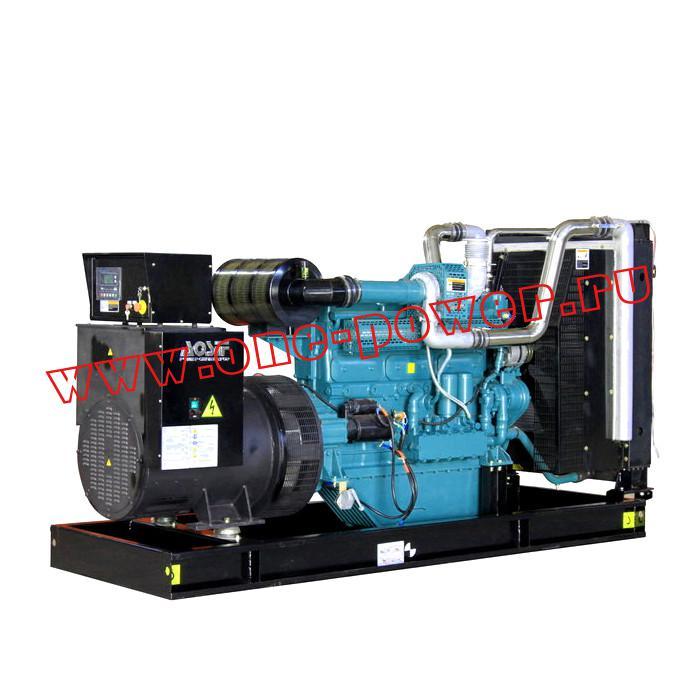 Дизельная электростанция AD-100-T400 Ricardo