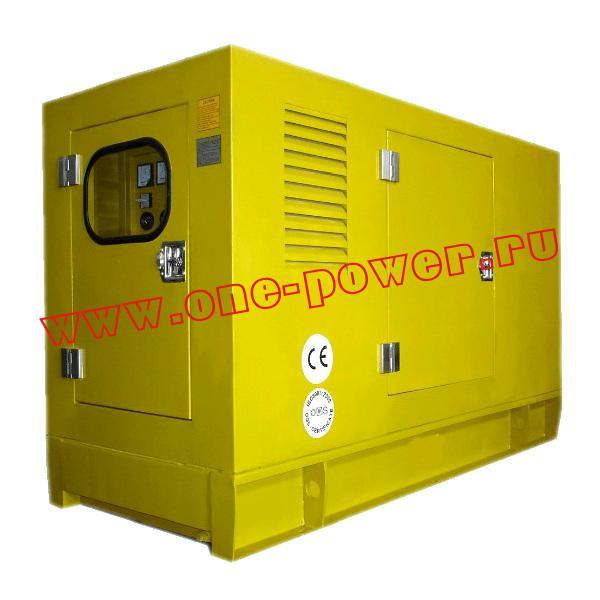 Дизельная электростанция AD-30-T400 Ricardo в кожухе