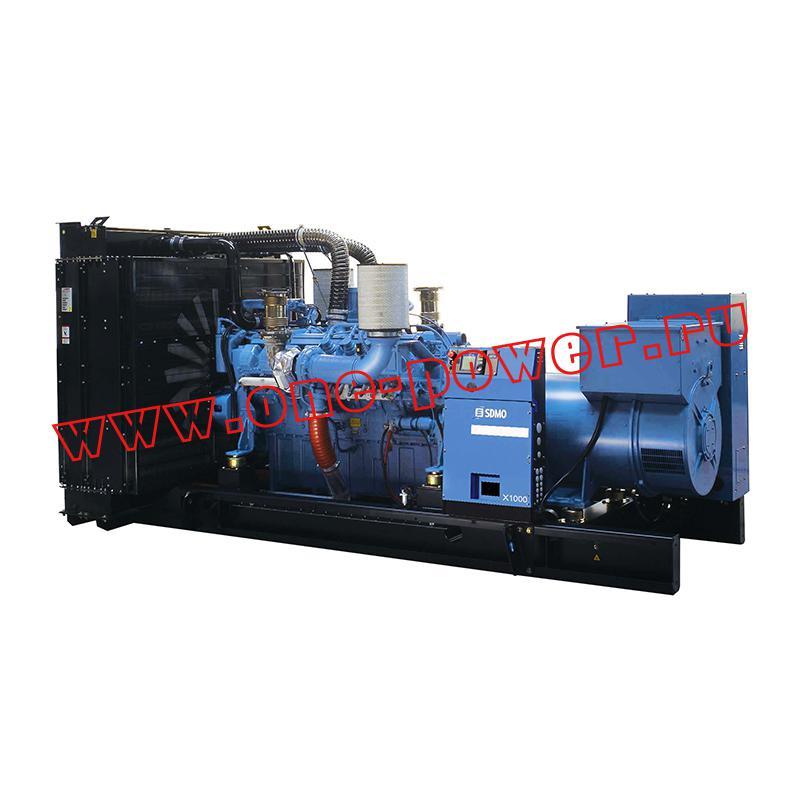 Дизельная электростанция SDMO EXEL X1000C