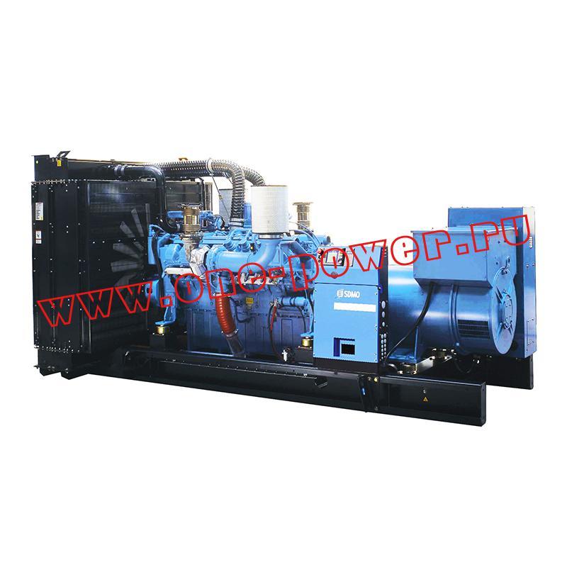 Дизельная электростанция SDMO  EXEL  X1250C