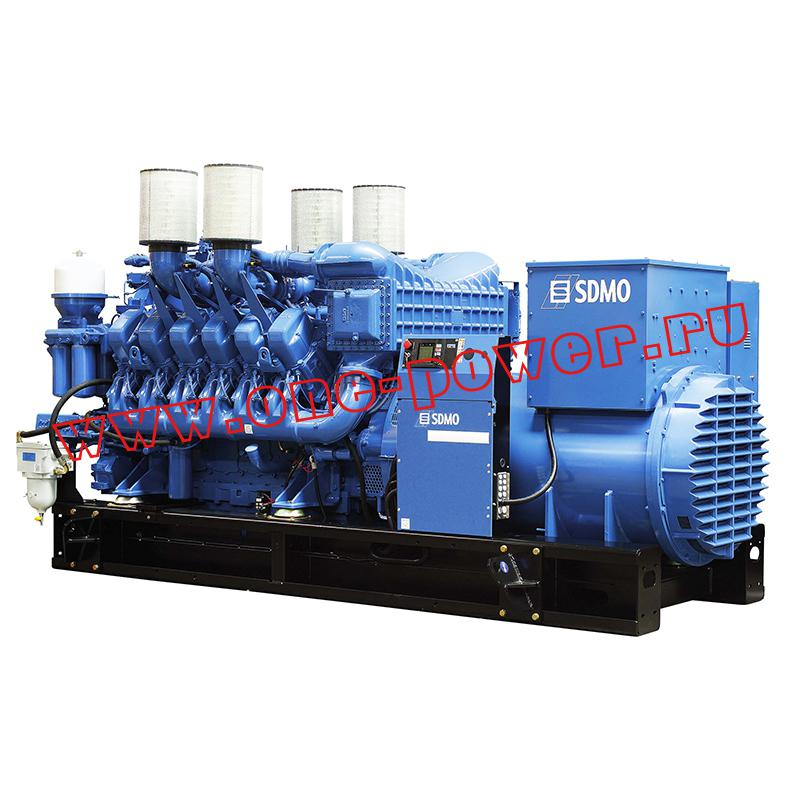 Дизельная электростанция SDMO EXEL X1540C