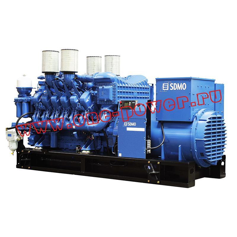 Дизельная электростанция SDMO EXEL X1650C