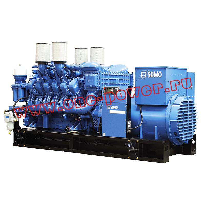 Дизельная электростанция SDMO EXEL X1850C