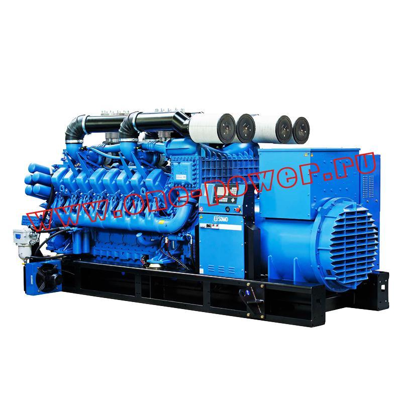 Дизельная электростанция SDMO EXEL X2000C