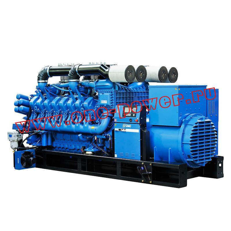 Дизельная электростанция SDMO EXEL X2200C
