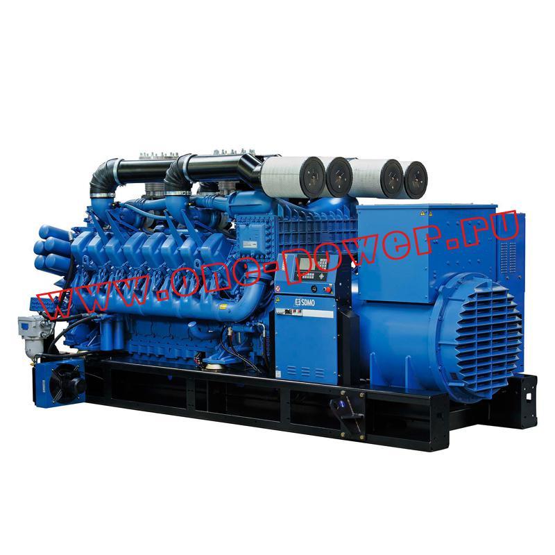 Дизельная электростанция SDMO  EXEL  X2500C