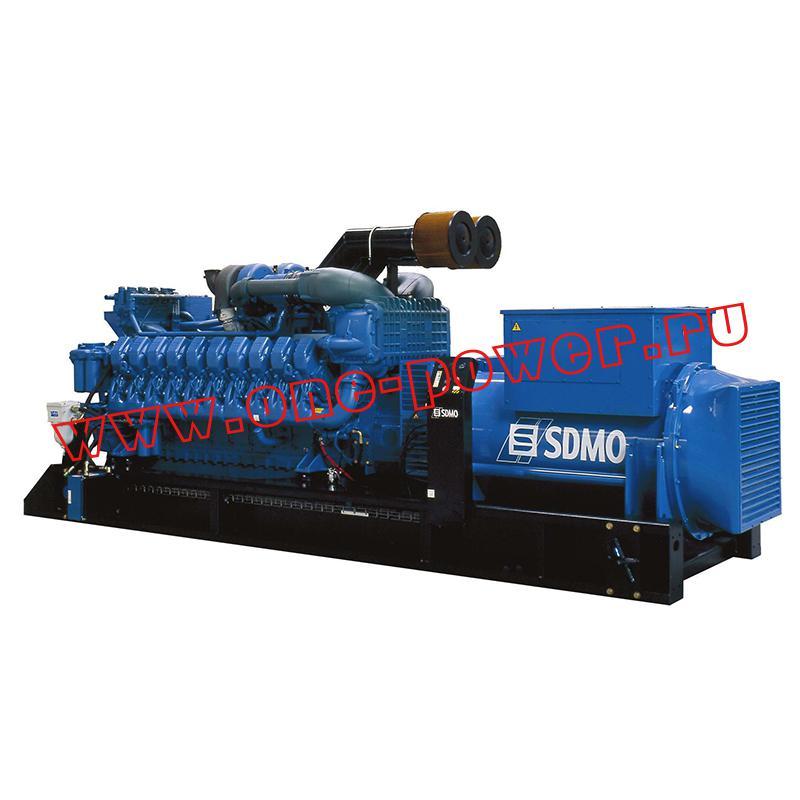 Дизельная электростанция SDMO  EXEL X2800C