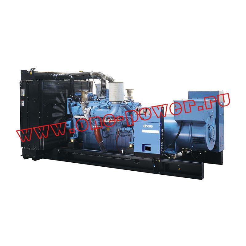 Описание дизельной электростанции SDMO EXEL X800C