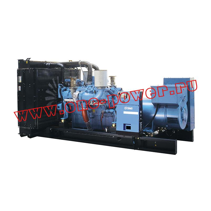 Дизельная электростанция SDMO  EXEL X880C