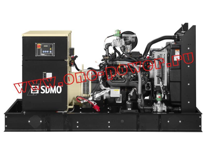 SDMO GZ50 открытое исполнение