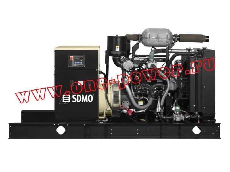SDMO GZ125 открытое исполнение