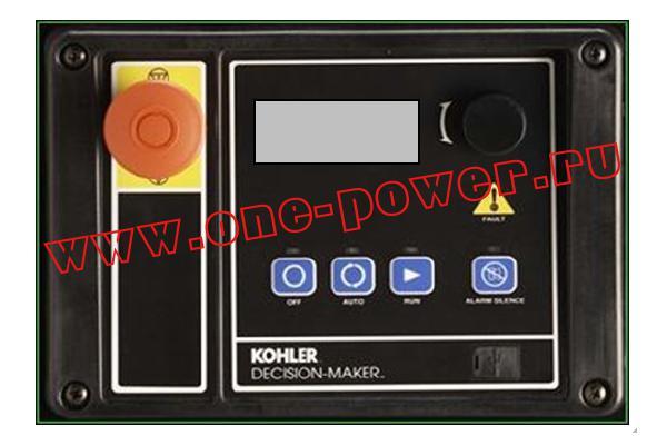 SDMO GZ125 панель управления DEC3000