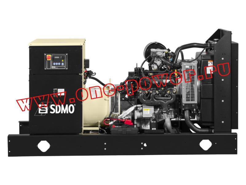 SDMO GZ40 открытое исполнение