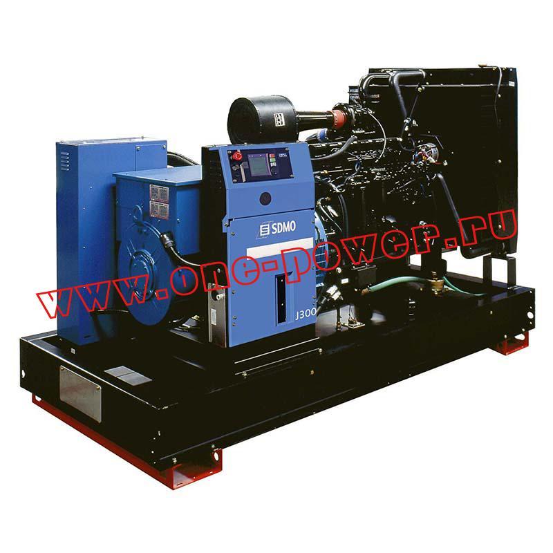 Дизельная электростанция SDMO J300K