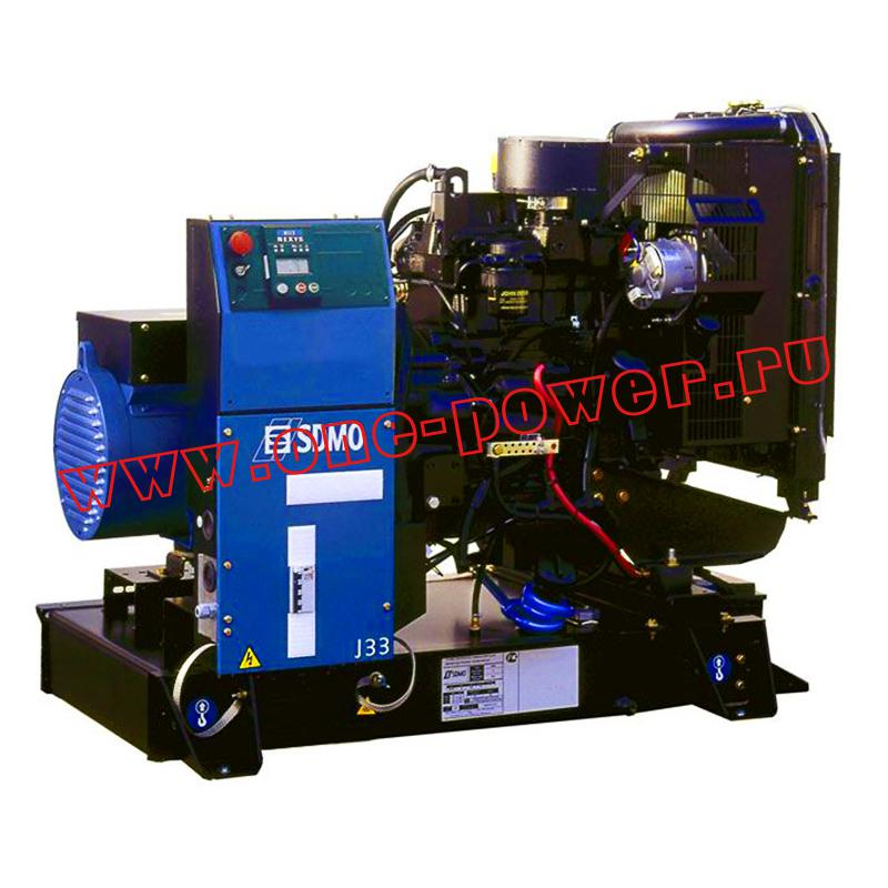 Дизельная электростанция SDMO J33