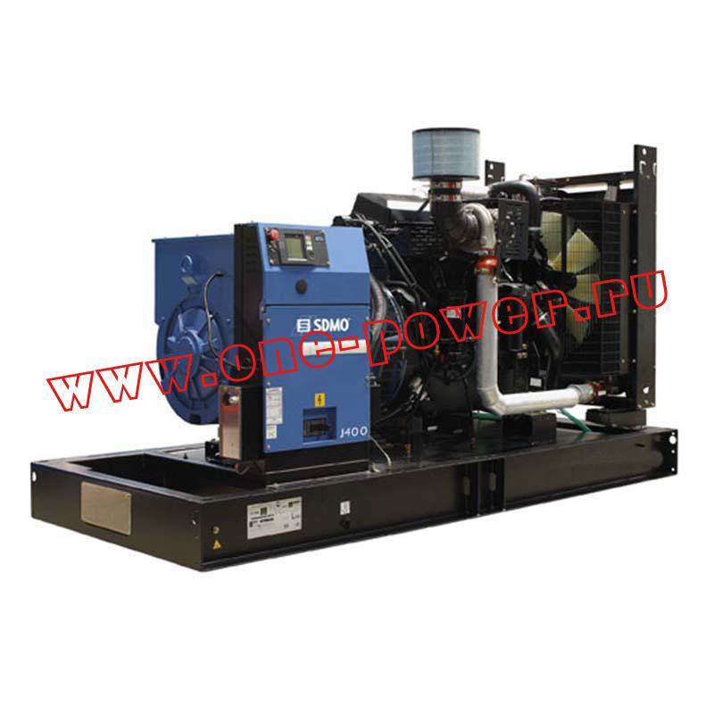 Дизельная электростанция SDMO J 400K