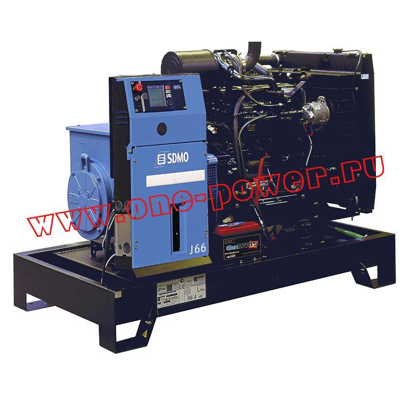 Дизельная электростанция SDMO  J 66K