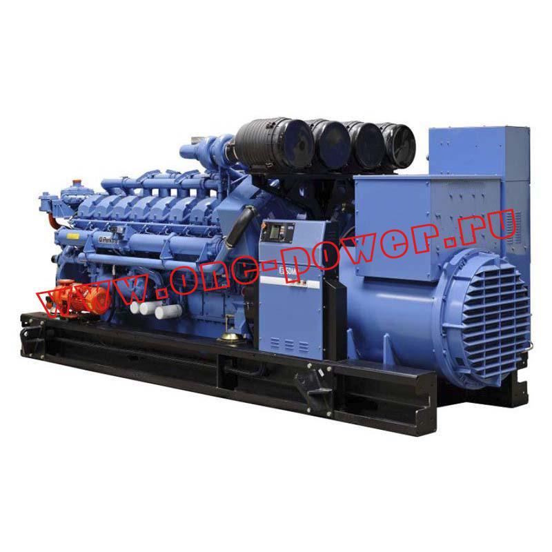 Дизельная электростанция SDMO  P2500C