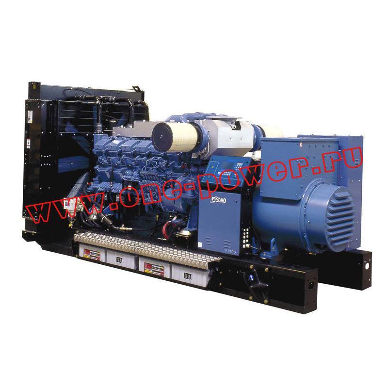 Дизельная электростанция SDMO  T1100
