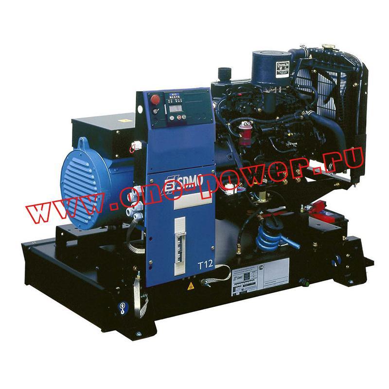 Дизельная электростанция SDMO  T12КМ