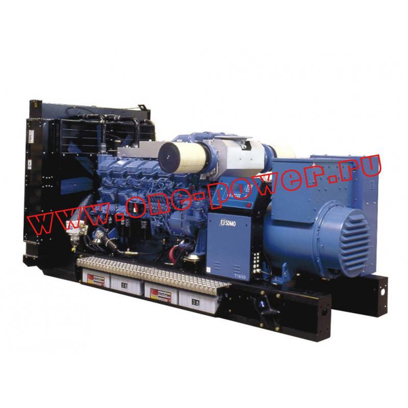Дизельная электростанция SDMO T1650C