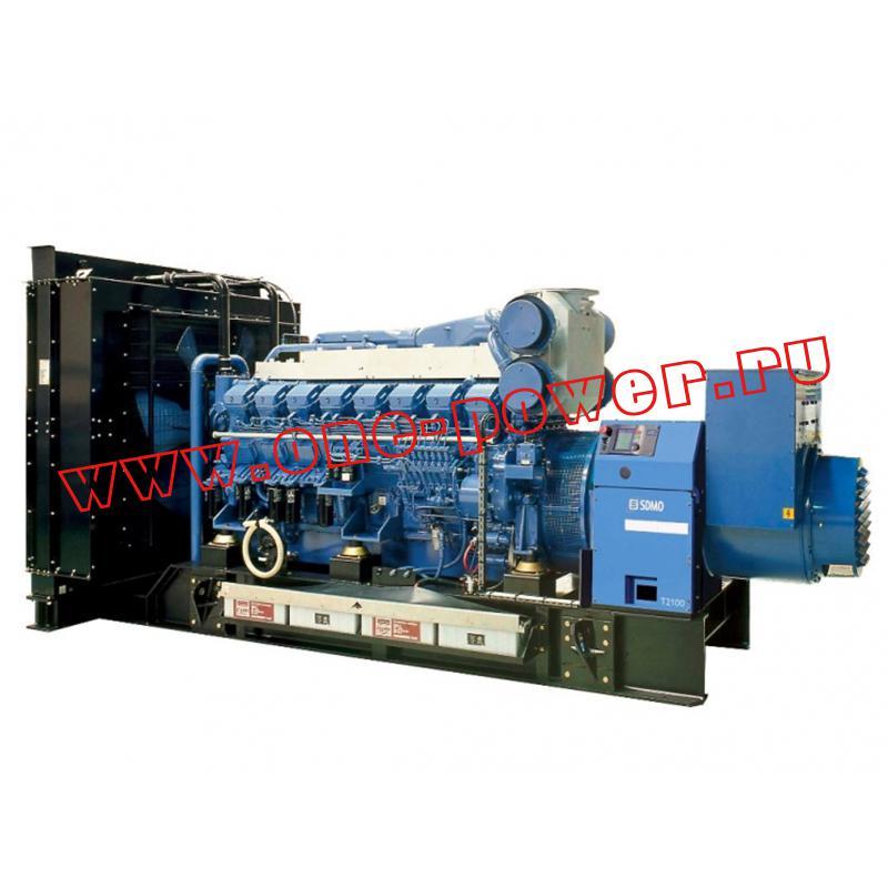 Дизельная электростанция SDMO    T2100