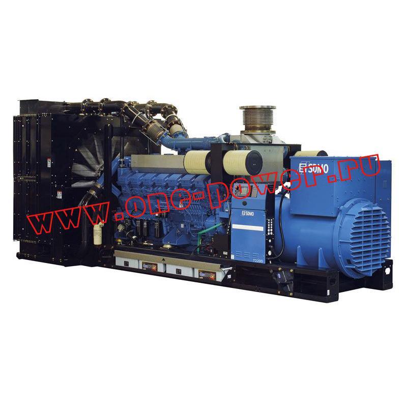 Дизельная электростанция SDMO     T2200