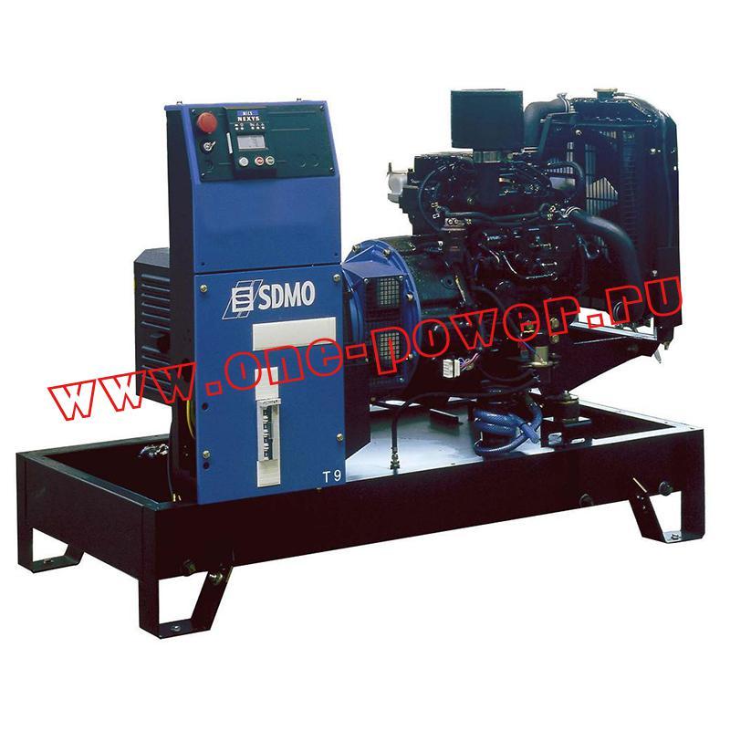 Дизельная электростанция SDMO   T9KM