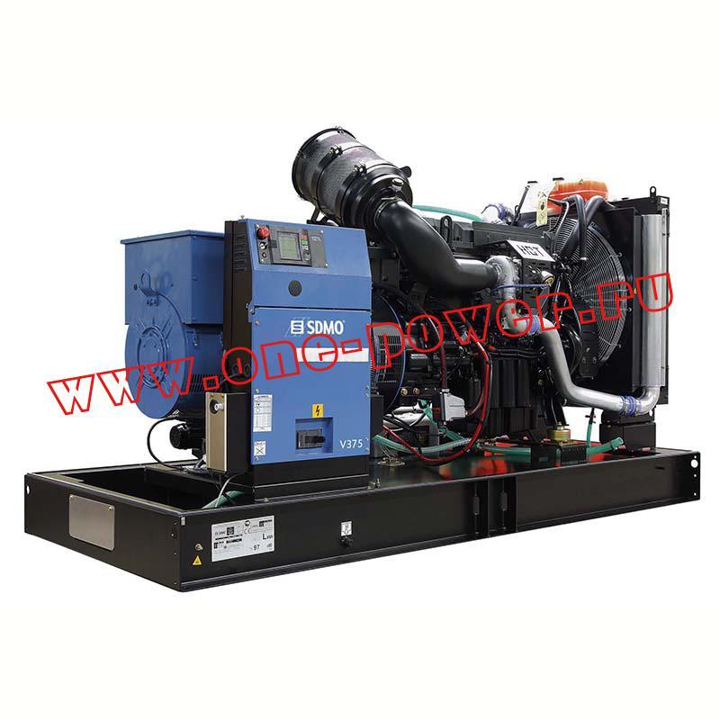 Дизельная электростанция SDMO V375K