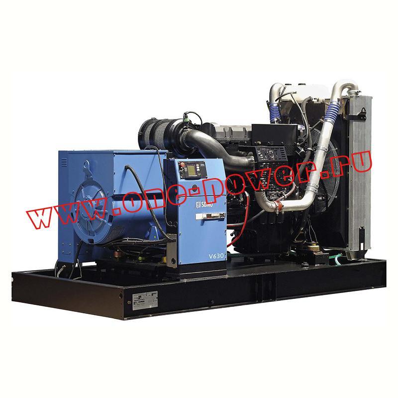 Дизельная электростанция SDMO V630K