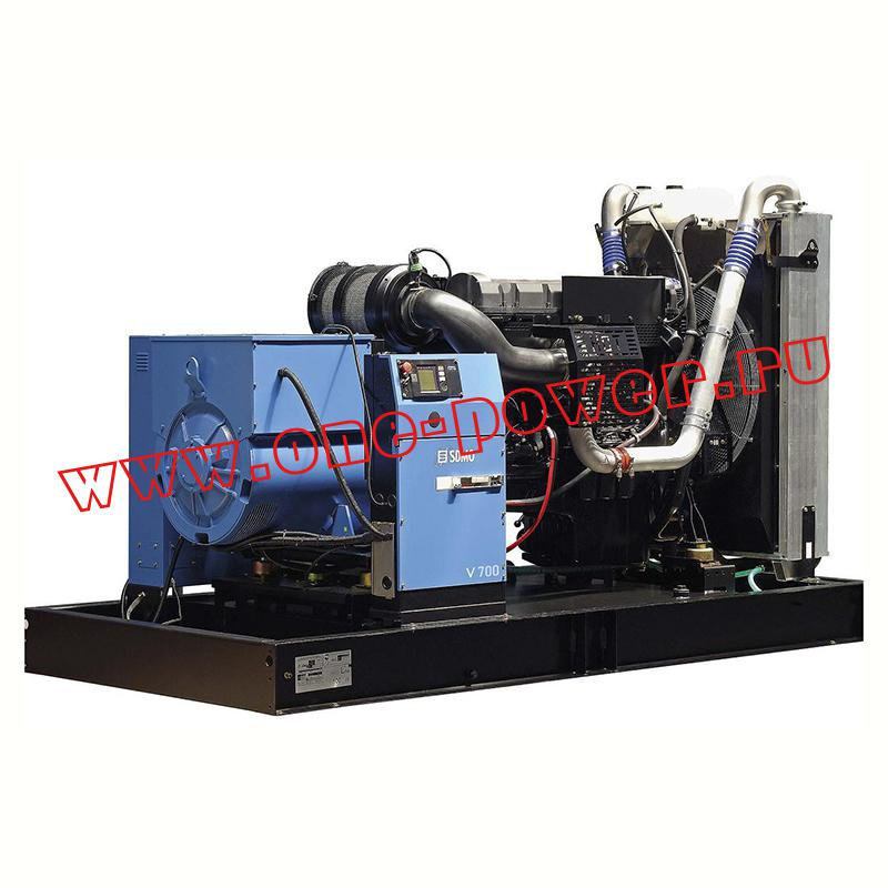 Дизельная электростанция SDMO V700K