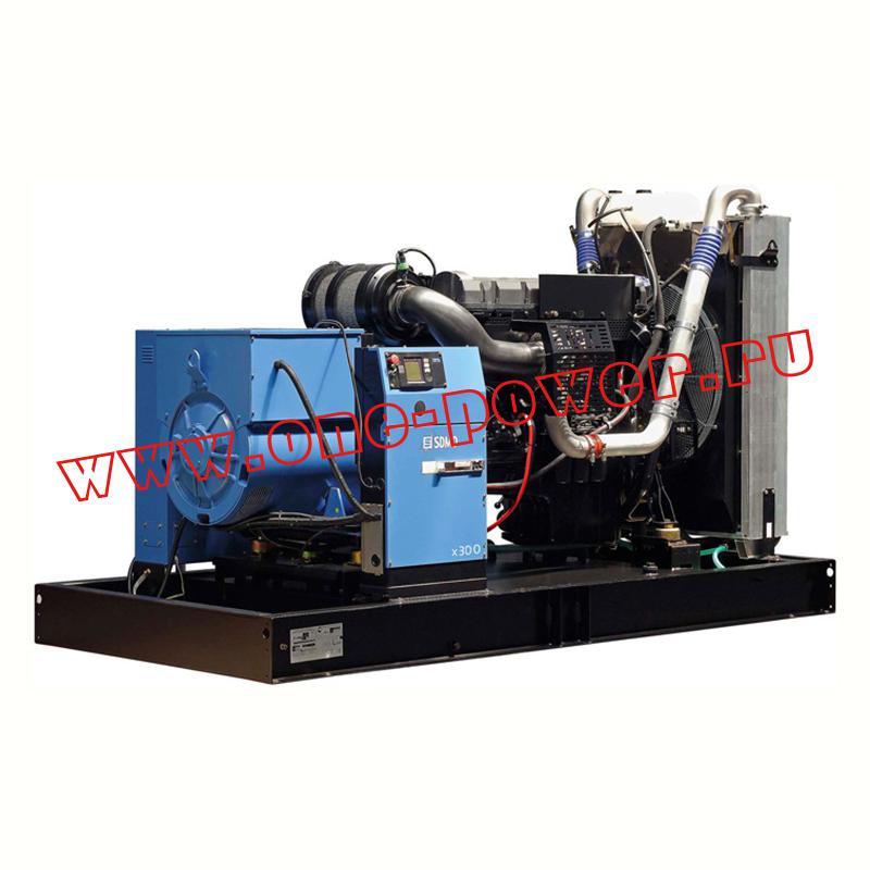 Дизельная электростанция SDMO EXEL  X300C3