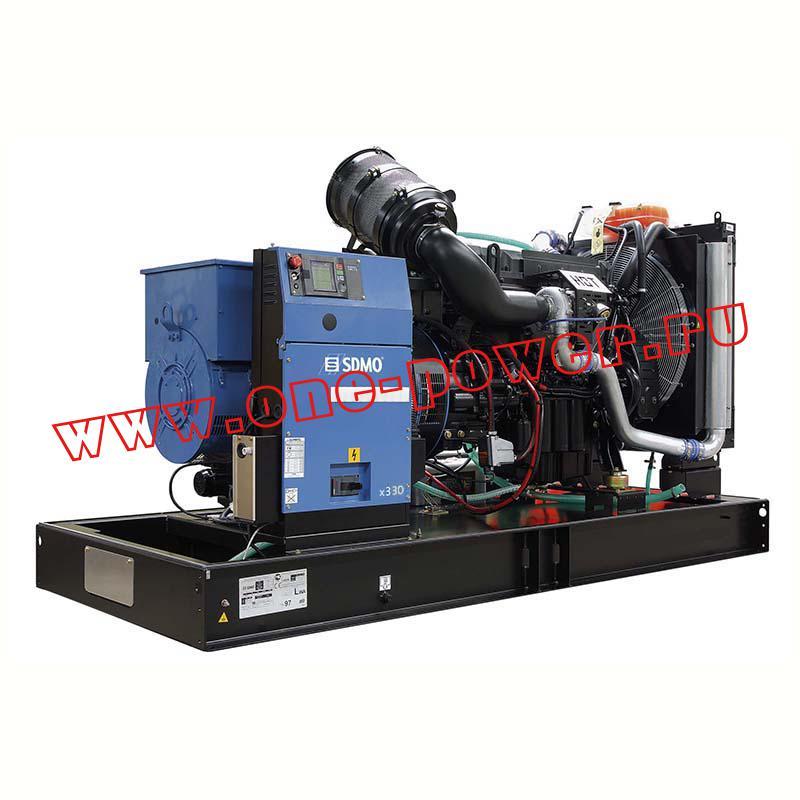 Дизельная электростанция SDMO EXEL X330C3