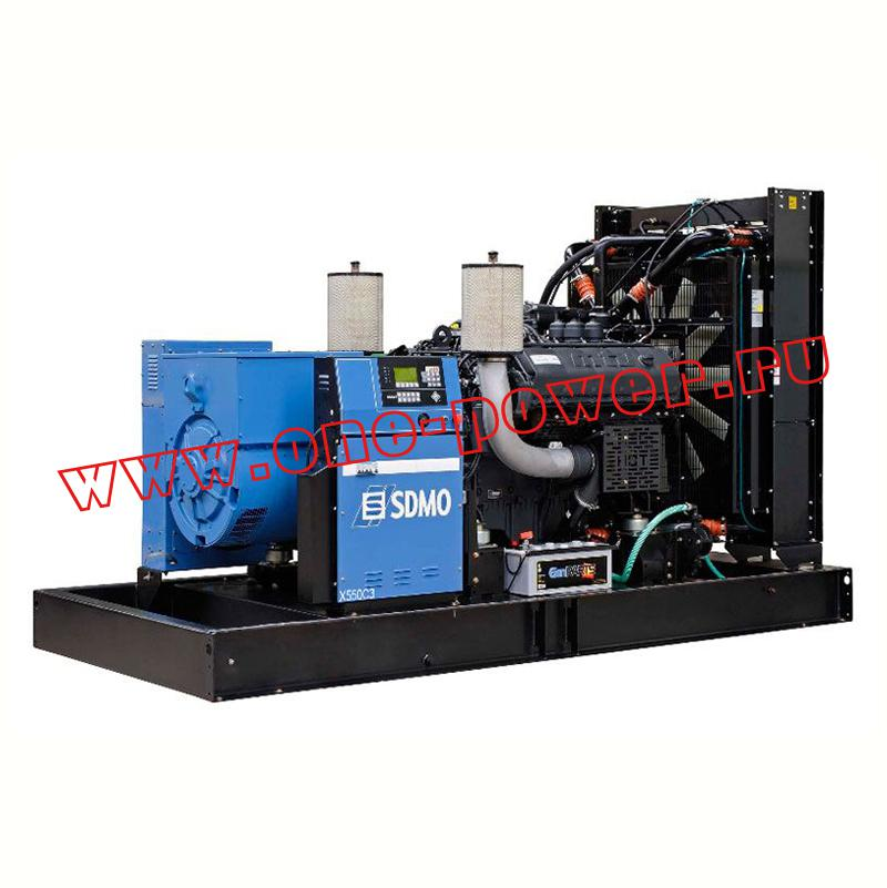 Дизельная электростанция SDMO EXEL X550C3