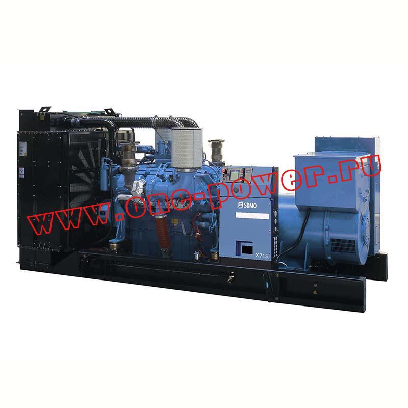 Дизельная электростанция SDMO EXEL X715