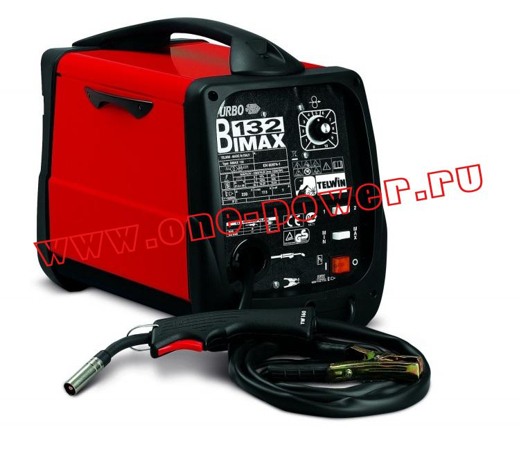 Telwin Bimax 132 сварочный аппарат