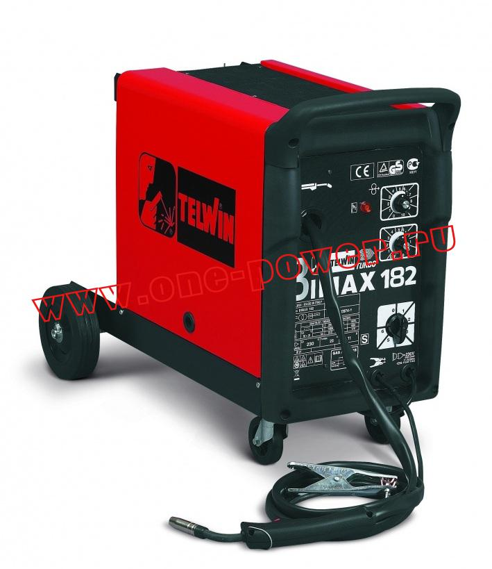 Telwin Bimax 182 сварочный аппарат