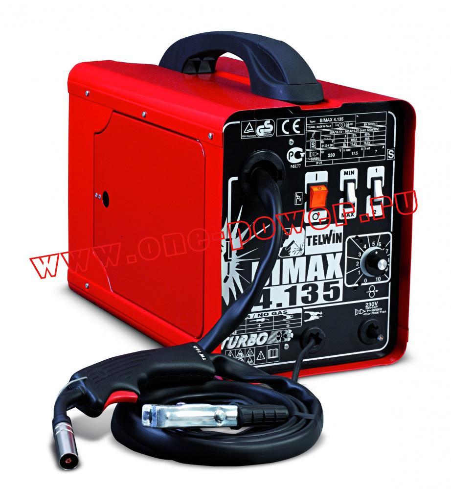 Telwin Digital Bimax 4.135 сварочный аппарат