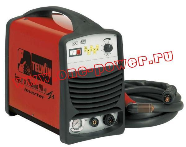 Telwin Superior Plasma 90 HF инвертор для воздушно-плазменной резки