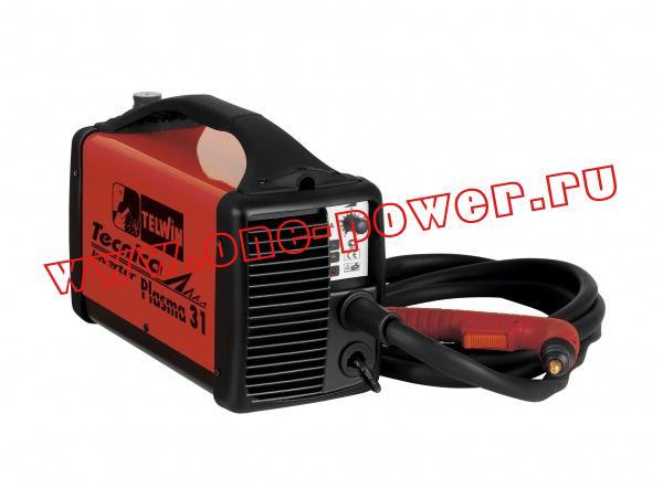 Telwin Tecnica Plasma 31 инвертор воздушно-плазменной резки